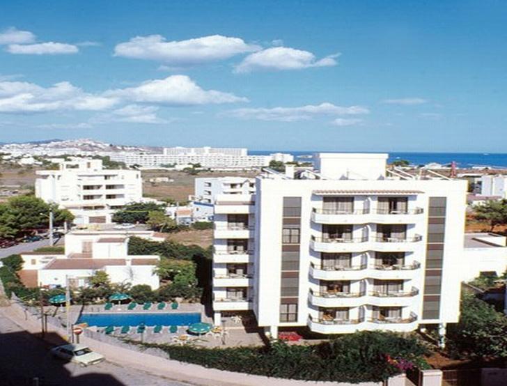 Hotel es canto bossa apartamentos 1chiave playa d en bossa i viaggi del cavallino - Formentera maggio bagno ...