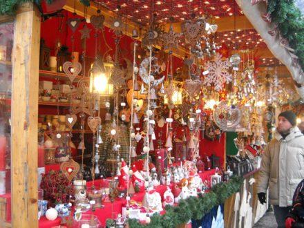 I mercatini natalizi