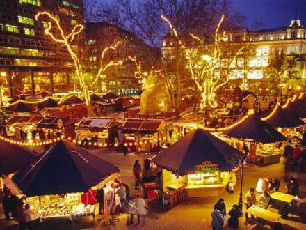 Budapest: I mercatini di Natale