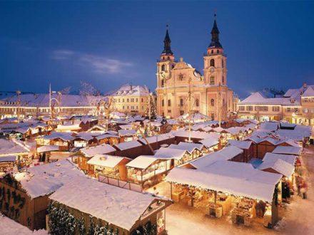 Ludwigsburg: I mercatini di Natale