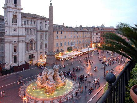 Roma - Befana in Piazza Navona