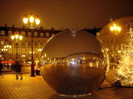Atmosfera natalizia a Lubiana