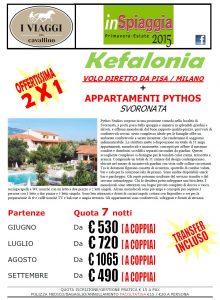 KEFALONIA 2X1