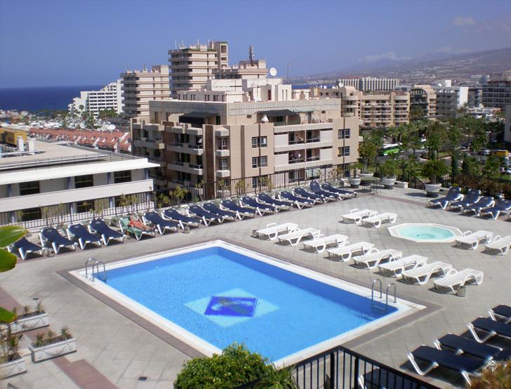 Hotel zentral center playa de las americas i - Agenzie immobiliari tenerife ...