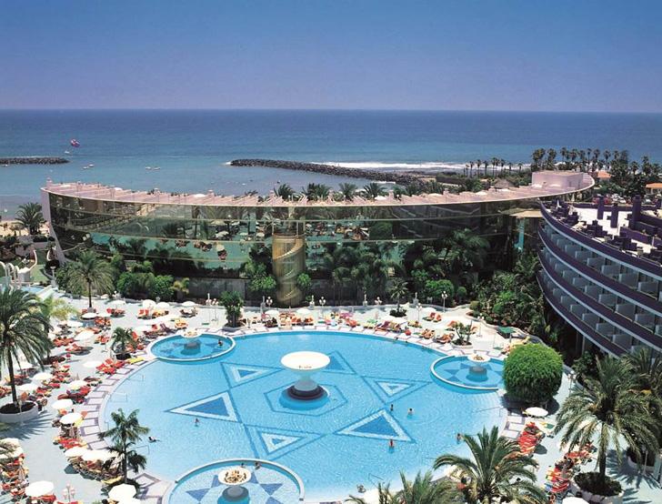 Mediterranean palace playa de las americas i viaggi del cavallinoi viaggi del cavallino - Malta a novembre bagno ...