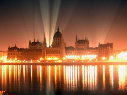 Natale a Budapest