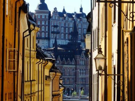 Il Tour di Tiziana Berti - Capitali Baltiche - Stoccolma
