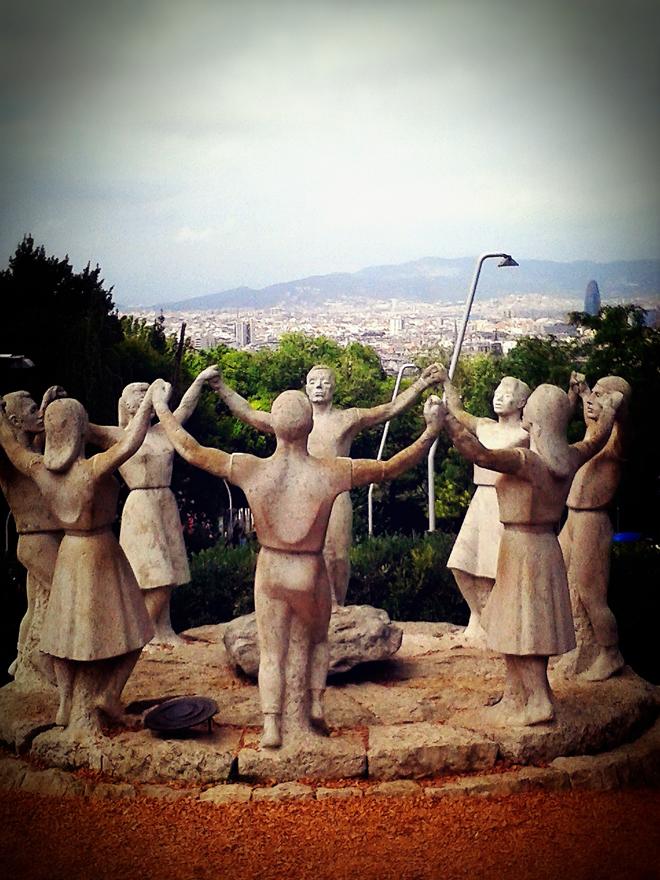 Il tour di Deborah Vasoli: Barcellona e Costa Brava