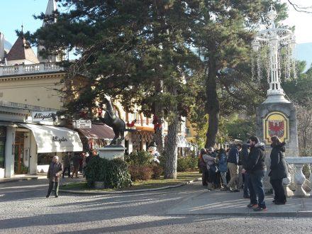 Il tour di Davide Fanelli: Innsbruck Bressanone Merano
