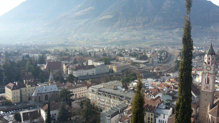 Il tour di Bertocci Stefania: Innsbruck Bressanone Merano