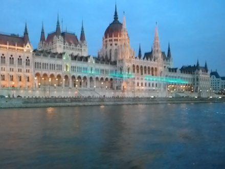 Il tour di Livio Valeruani - Budapest