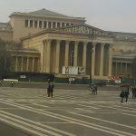 Il tour di Francesca Lazzerini - Budapest