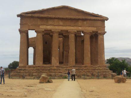 Il tour di Sonia Martellini - Sicilia