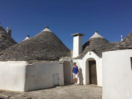 Il tour di Emanuela D'Olivo - Puglia