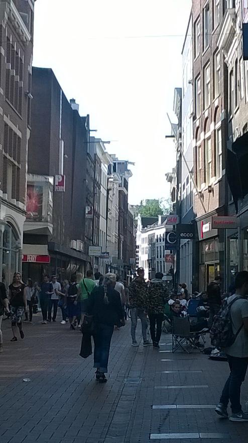 Il tour di Renata Morandini - Amsterdam