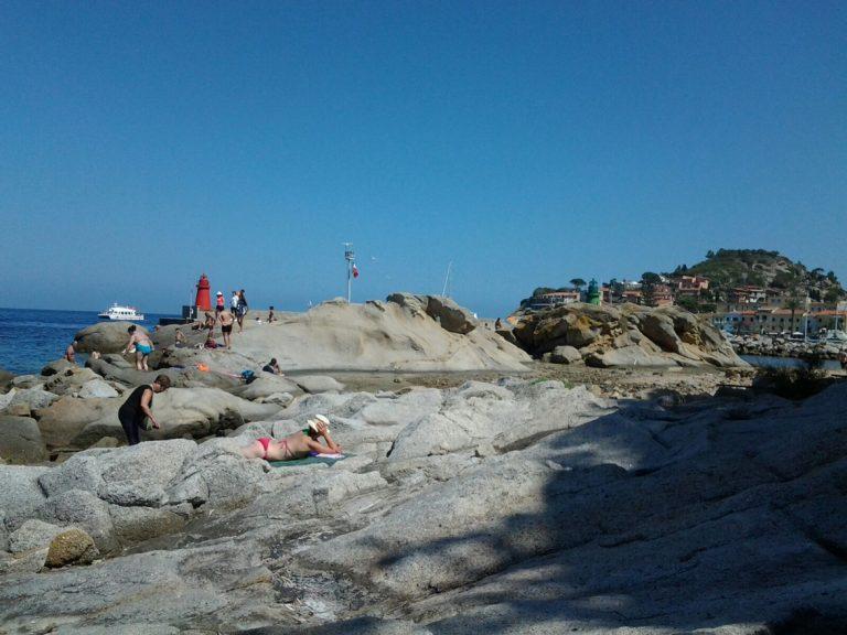 IL tour di Cinzia Frandi- Giannutri isola del Giglio