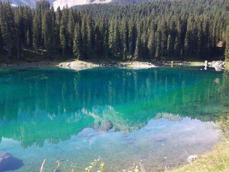 Il tour di Cinzia Frandi - Dolomiti