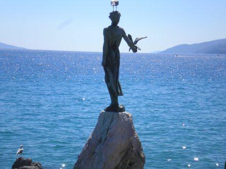 Il tour di Mario Fenzi - Croazia