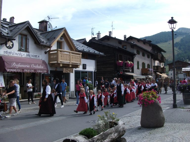 Il tour di Marco Giuntini: Valtellina e trenino del Bernina