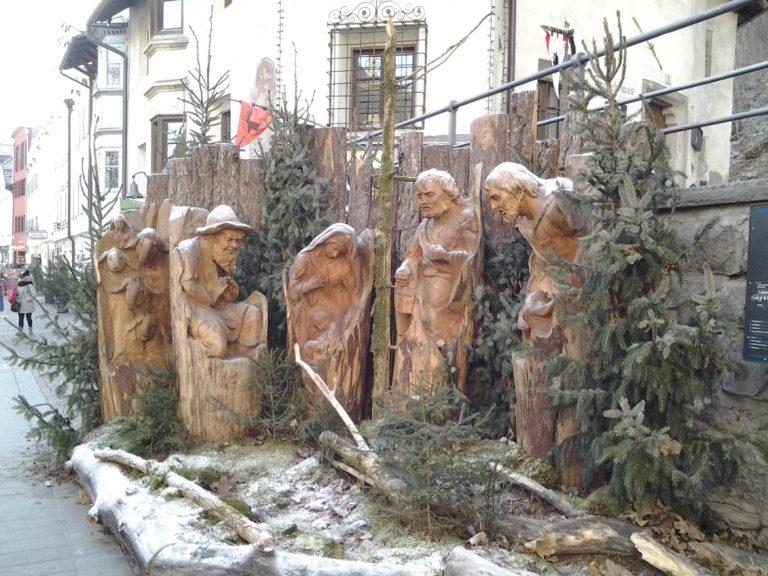 Il tour di Cinzia Frandi - Innsbruck Brunico Trento