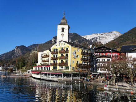 Il tour di Patrizia Romboni - Salisburgo e laghi salisburghesi