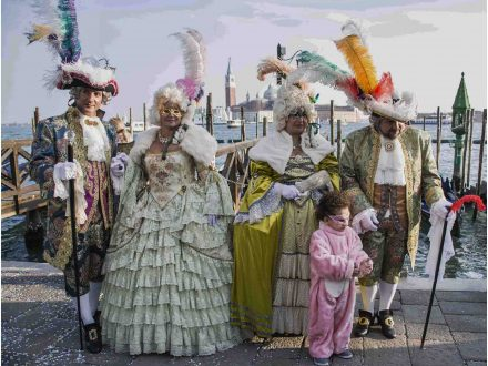 il tour di Carlo Damari: Venezia