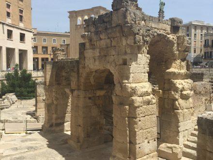 Il tour di Miria Cionini - Puglia