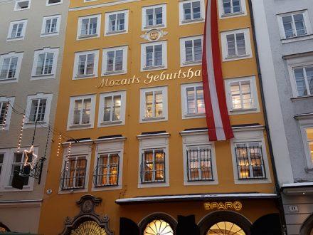 Il tour di Carlo Padreddi - Salisburgo