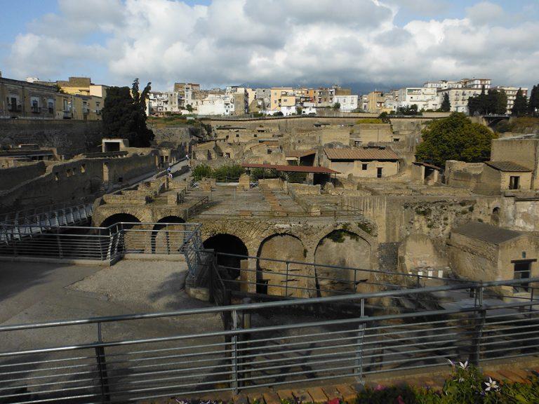 Il Tour di Monica Cicalini: Napoli Archeologica