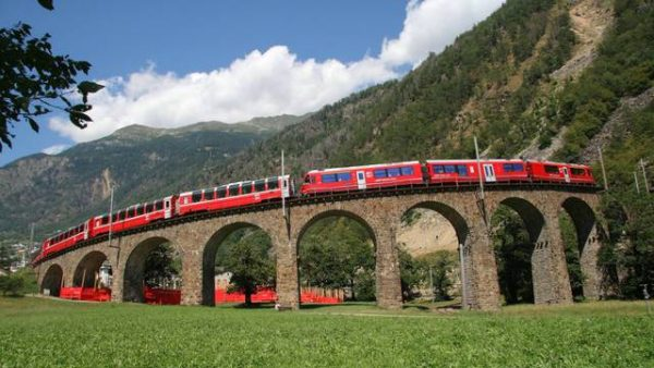 Maltinti Stefania: Valtellina e Bernina