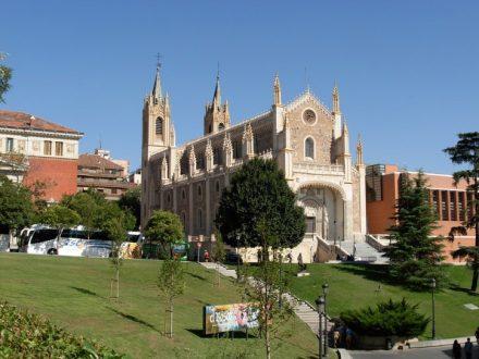 Roberto Panicucci: Saragozza, Madrid, Toledo, Segovia