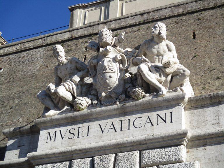 Monica Paolieri Roma e Musei Vaticani