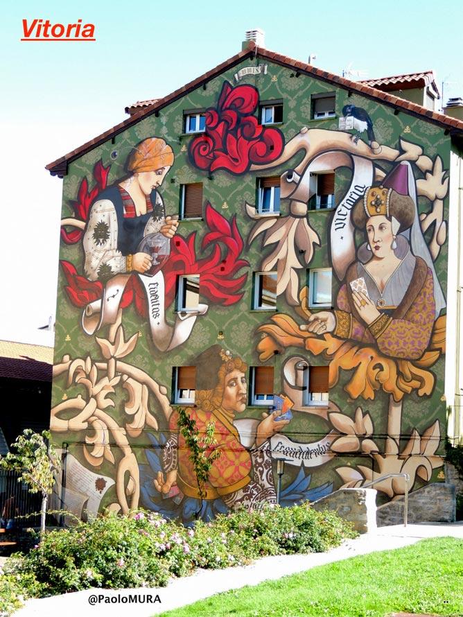 Paolo Mura - Paesi Baschi