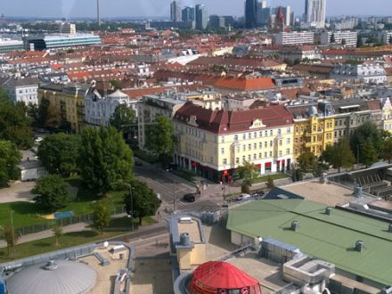 Il tour di Annalisa Cerretini - Vienna