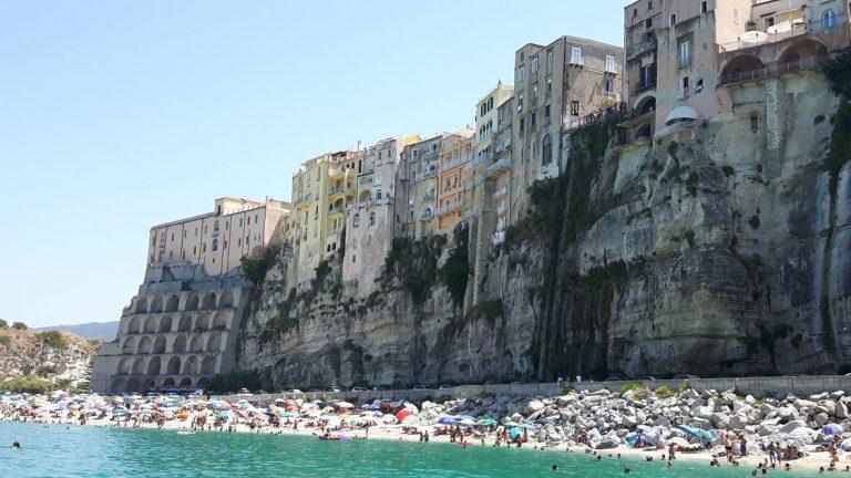 Il tour di Mario Fenzi - Calabria