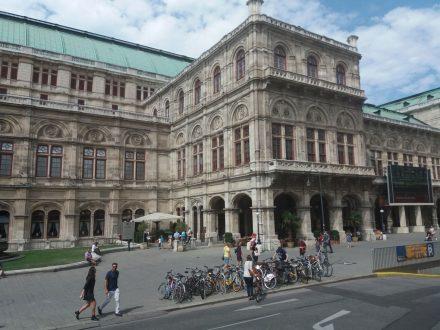Il tour di Michela Ricoveri - Vienna